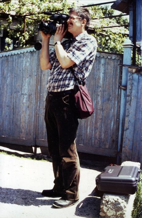 Csíksomlyói búcsúsok filmezése, 1998. május